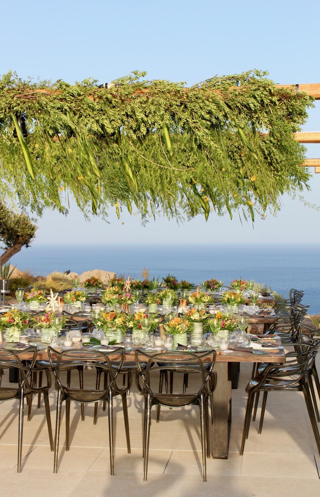 E&T Mykonos wedding - Image 11