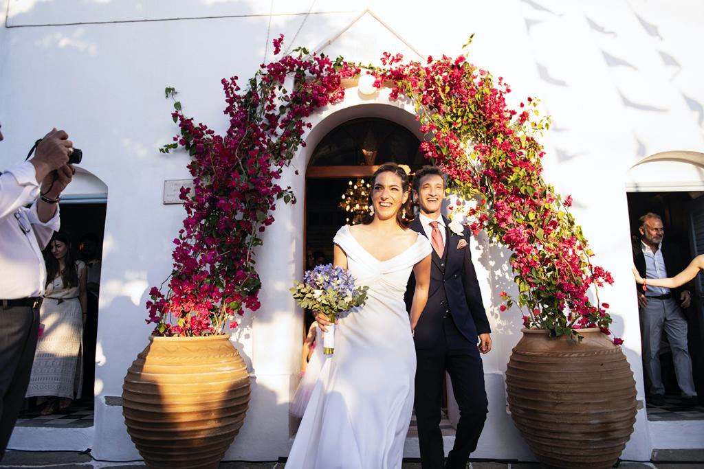 E&P Sifnos pre-wedding & wedding - Image 7