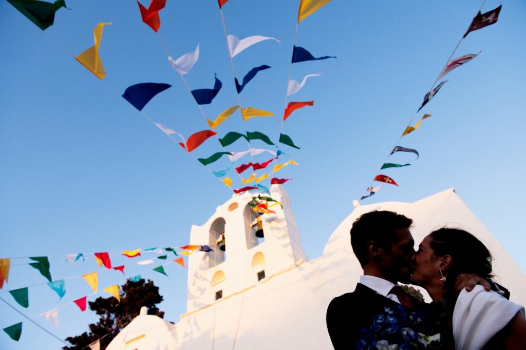 E&P Sifnos pre-wedding & wedding - Image 9