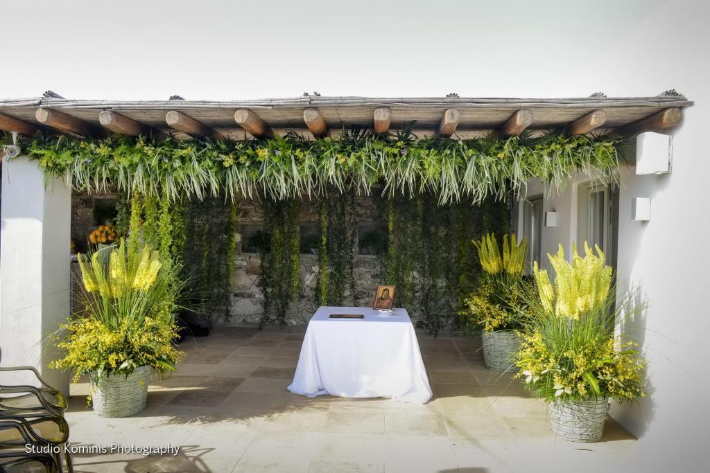 E&T Mykonos wedding - Image 9
