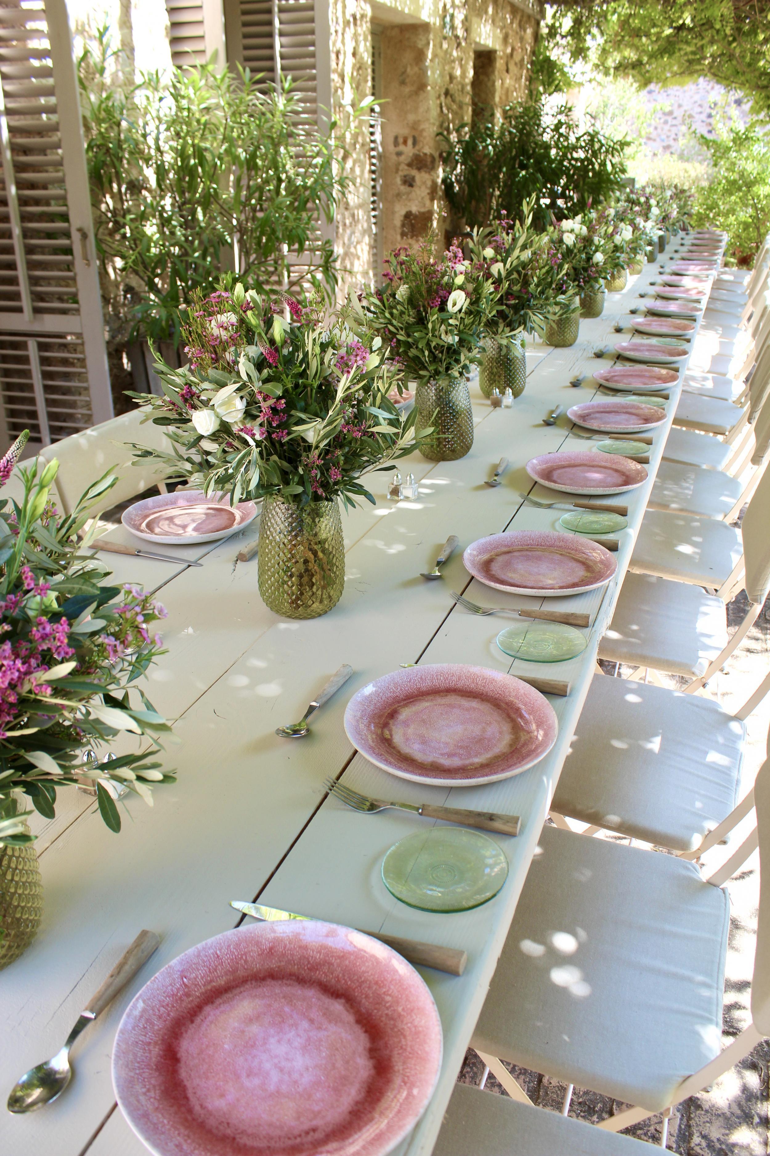 Pink plate set - Image 2