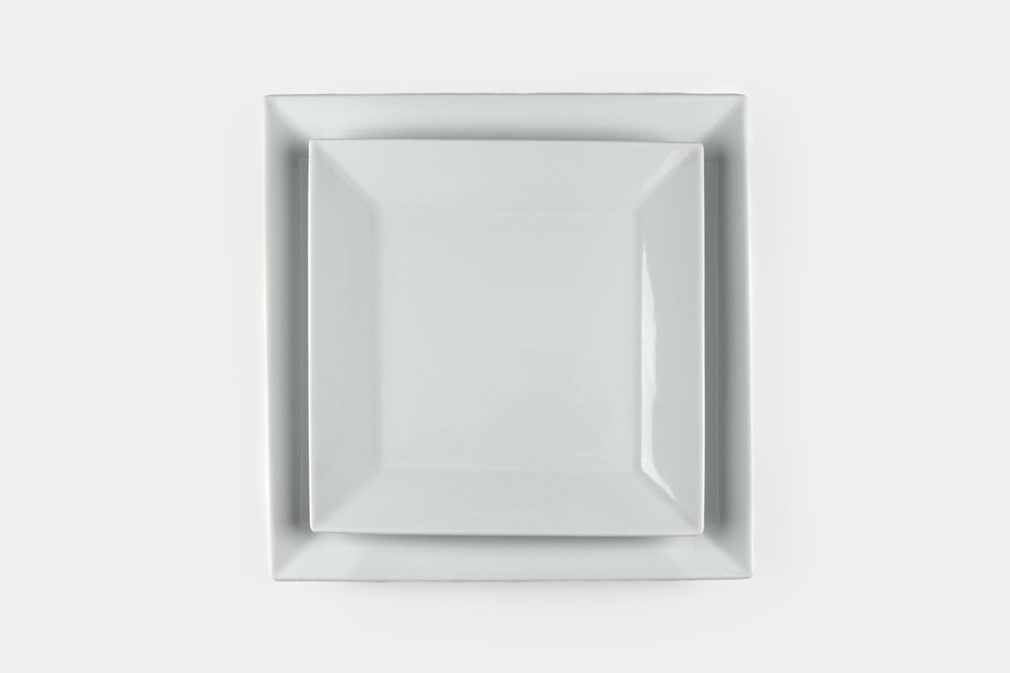 Square plate set - Image 2