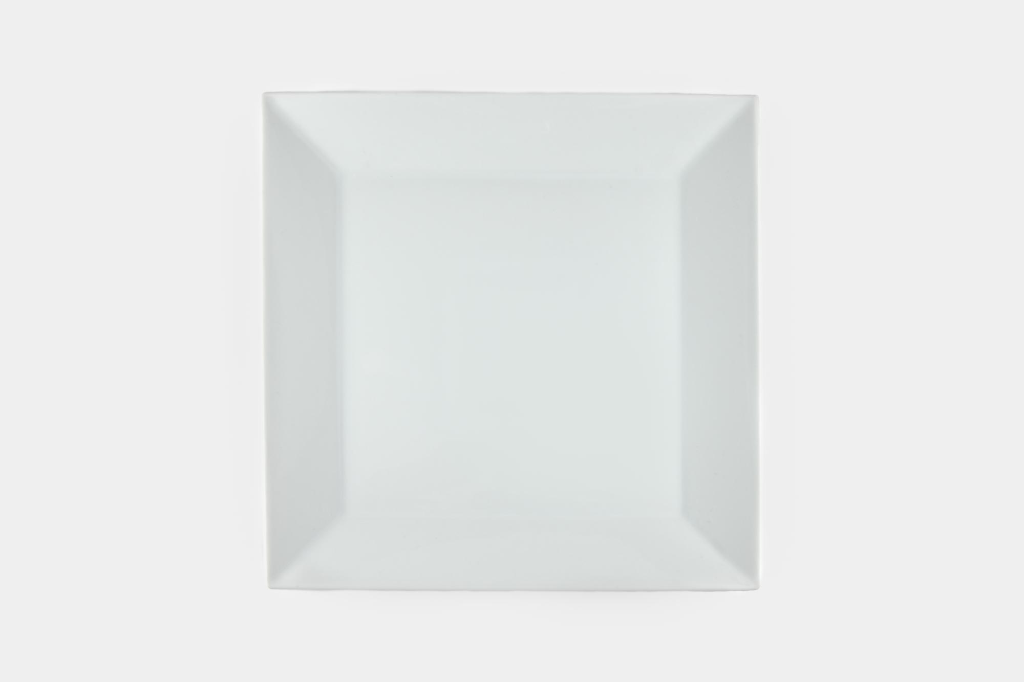 Square plate set - Image 0